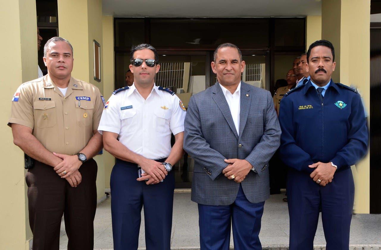 DNCD y Cuerpo Especializado coordinan acciones contra el narcotráfico