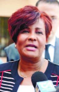Diputada Josefa Castillo