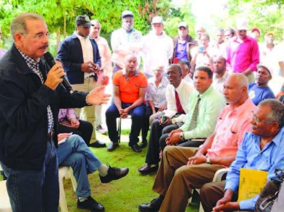 El Estado dominicano aportará RD$47 millones