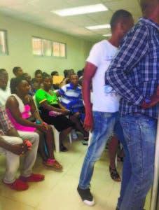 El consulado Haitiano en la República Dominicana brinda servicios
