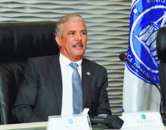 El director de Casinos y Juegos de Azar, Oscar Chalas.