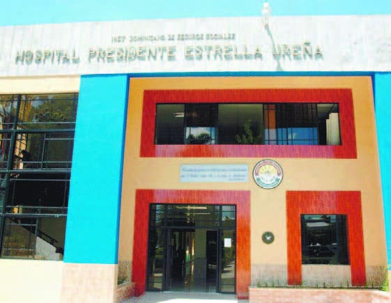 El hurto fue el el Hospital Presidente Estrella Ureña