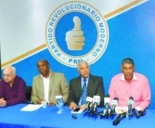 El partido opositor dijo sería una provocación sigan mismos jueces