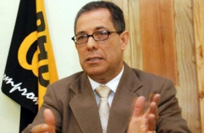 Eléxido Paula, presidente del PHD. Archivo.