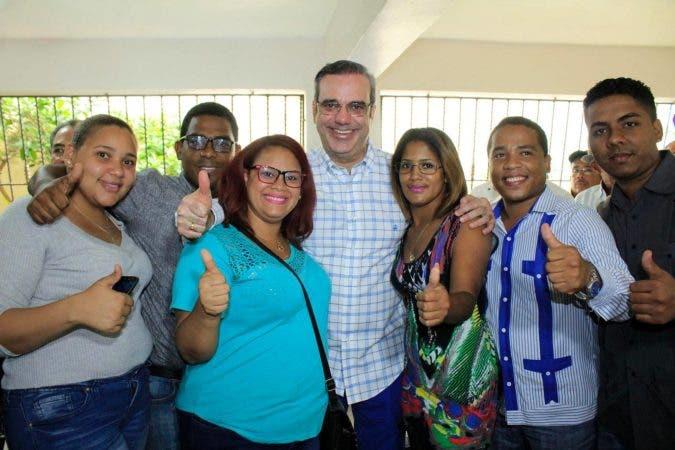 Foto de Luis en el municipio Santo Domingo Este
