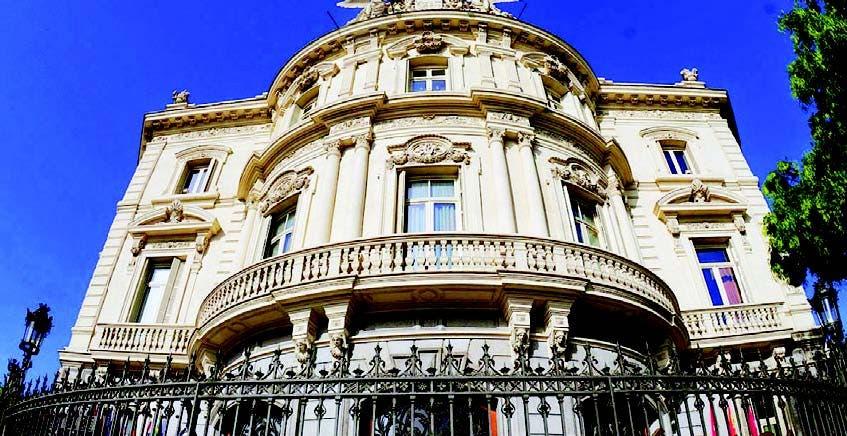 La Casa de América de Madrid cumple 25 años de historia