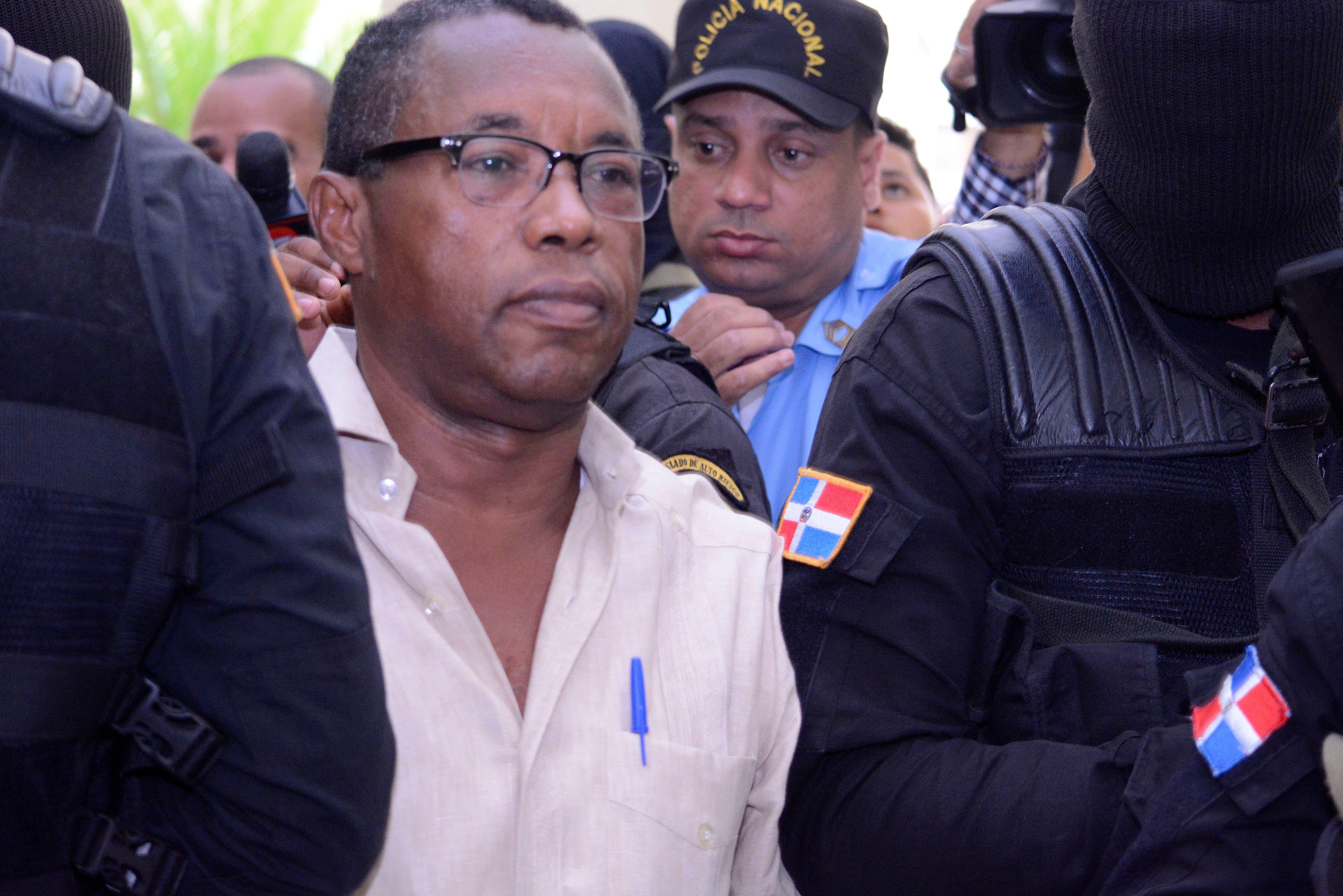 Blas Peralta apela sentencia lo condena a 30 años por muerte Aquino Febrillet