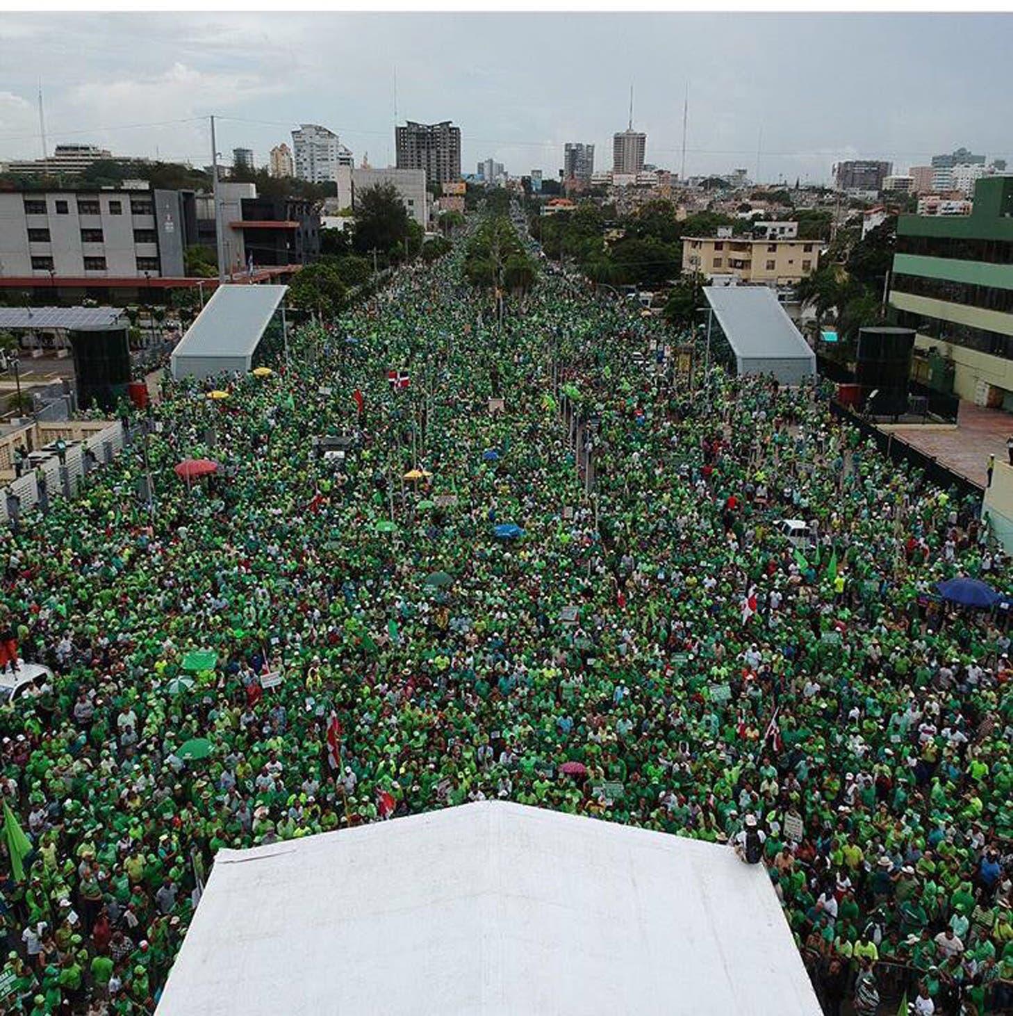 Video: Ciudadanos creen gobierno causó Marcha Verde se debilitara