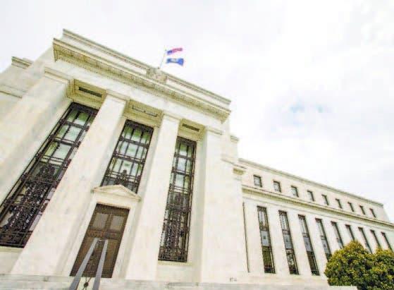Hay probabilidad de 45% de que la Fed eleve la tasa a fin de año