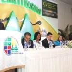 Consejo de Administración de Coopzoamérica durante  Asamblea Ordinaria.