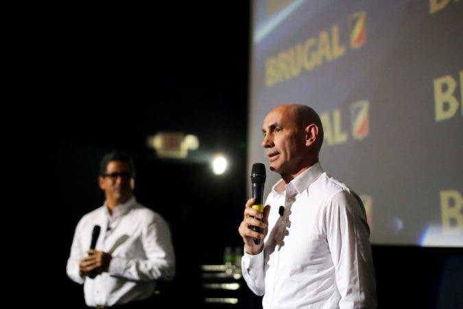 Ian Curle y Augusto Ramírez
