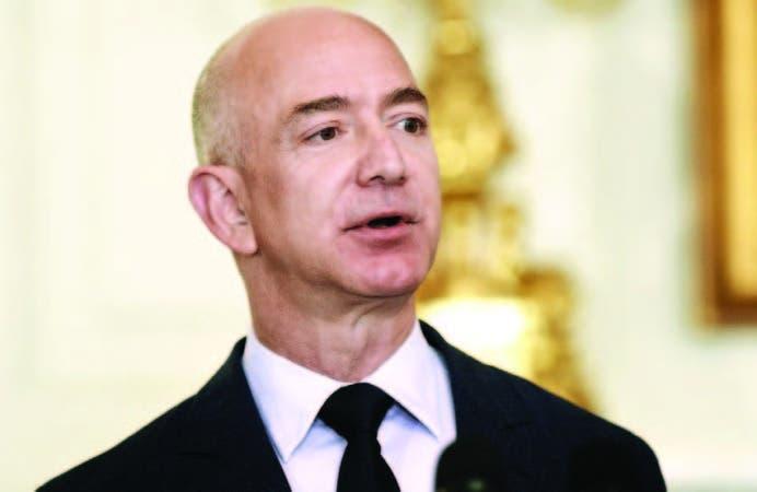 Jeff Bezos, de 53 años, podría superar a Gates en el índice de Multimillonarios de Bloomberg
