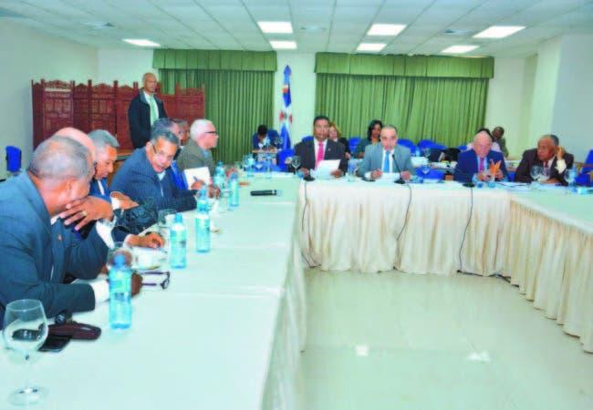 La Comisión Bicameral analiza el proyecto de Ley de Partidos con las organizaciones minoritarias