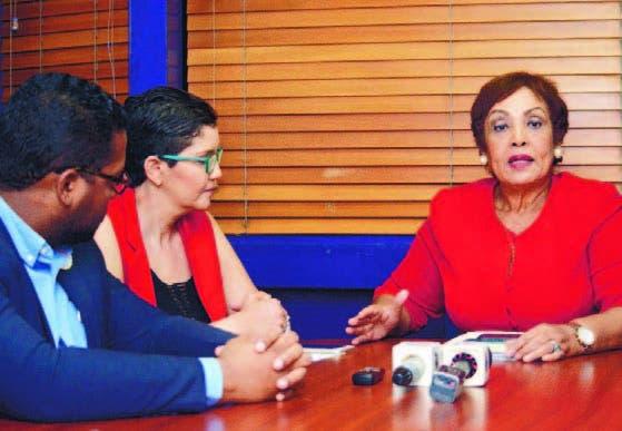 La directora de la Dida, Nélsida Marmolejos