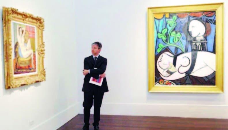 """La exposición, titulada """"Impresionistas en Londres, artistas franceses en el exilio (1870-1904)"""", es la más"""
