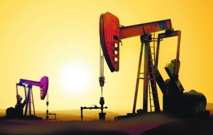 Cesta Opep se ubicó en 44,77 dólares por barril