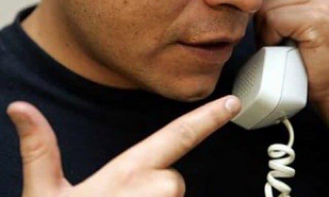 Los tres hombres llamaron por teléfono a la residencia de la señora, en el sector Bella Vista, en el Distrito Nacional. Fuente externa.