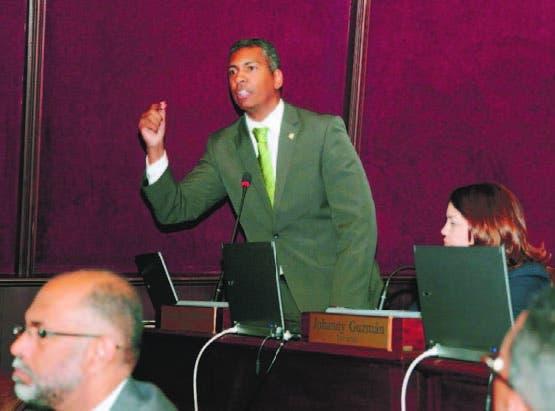 Los diputados rechazaron quitarle la inmunidad a Alfredo Pacheco