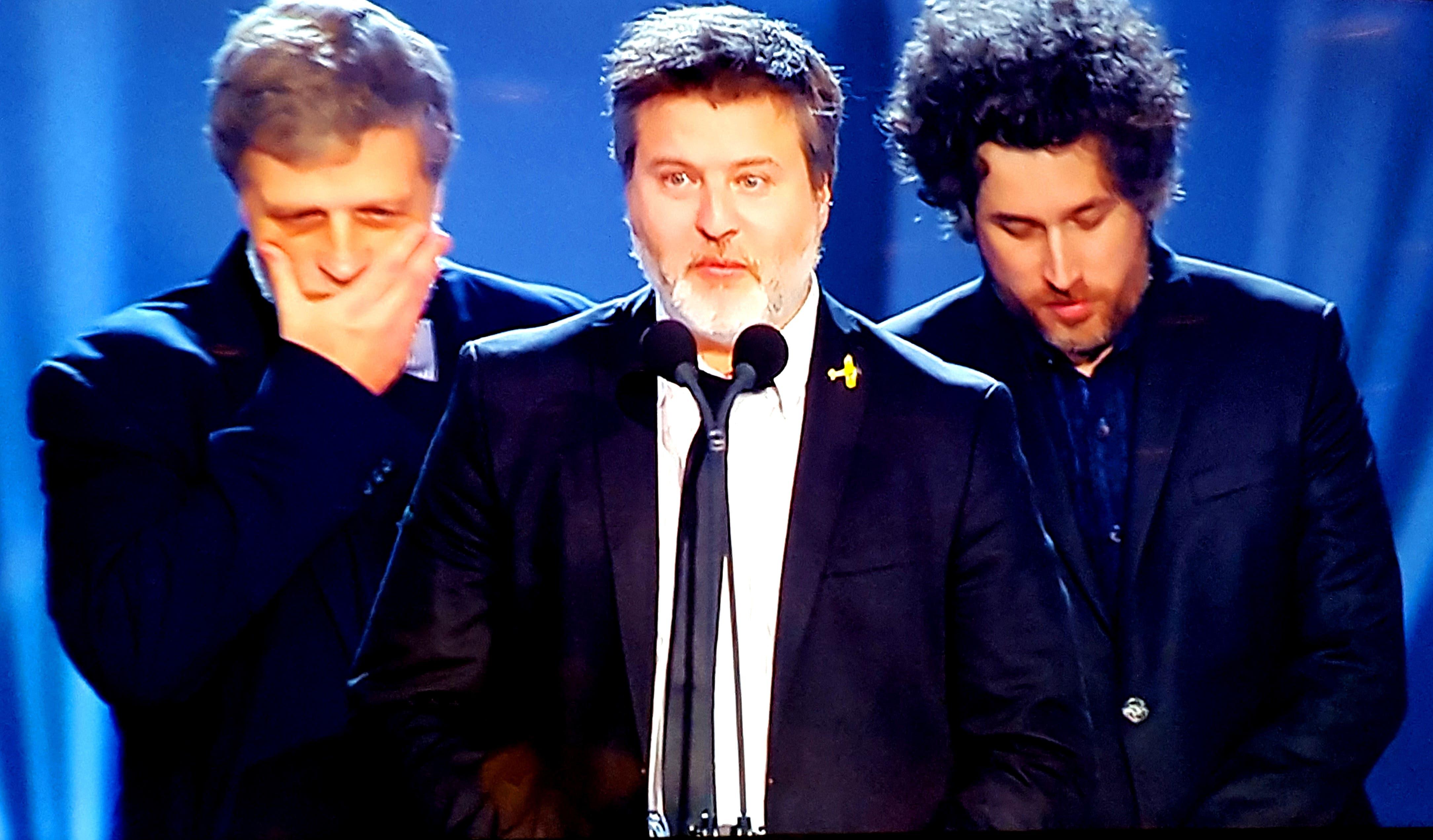 El ciudadano ilustre gana  IV Premios Platino del Cine