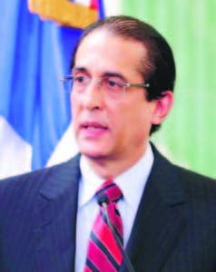 Ministro Gustavo Montalvo