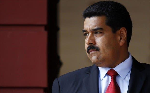 El presidente venezolano Nicolás Maduro. Fuente externa.