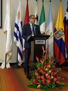 No. 1 Alberto Perdomo, Tesorero Nacional