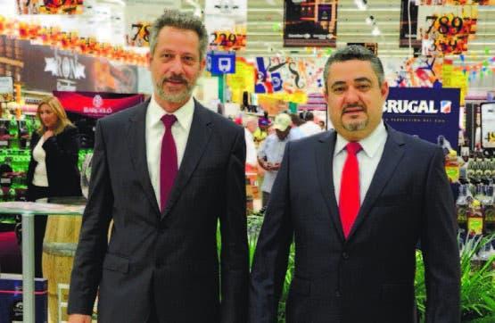 Olivier Pellin y Gerardo García