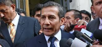 Ollanta Humala. Fuente externa.