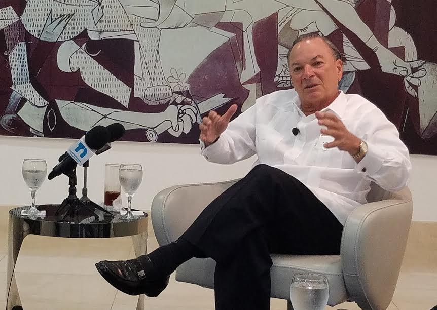 Frank Rainieri: RD podría superar meta de 10 millones de turistas
