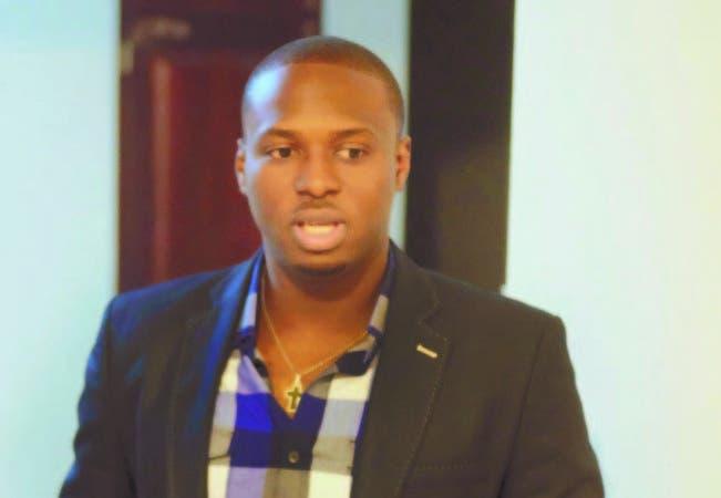 Reginald Dudley Pierre, estudiante de ingeniería industrial de Utesa