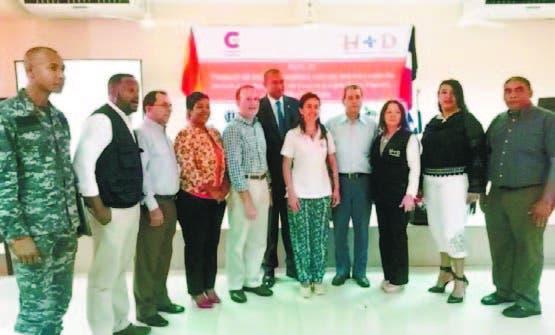 Representantes entidades lanzaron proyecto