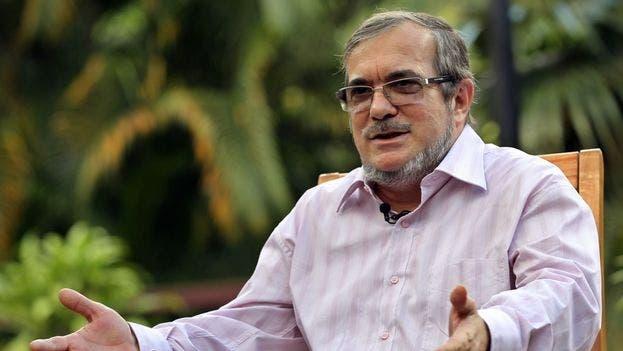 Ex jefe guerrillero de FARC niega atentado en su contra en Bogotá