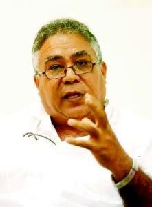 Roque Félix, vocero Adesa