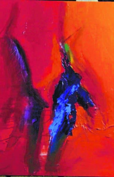 """Artistas  exponen en """"Convergencia cromática"""""""