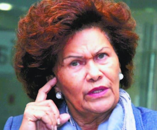Zoila Martínez Guante dice violación derechos humanos se reduce