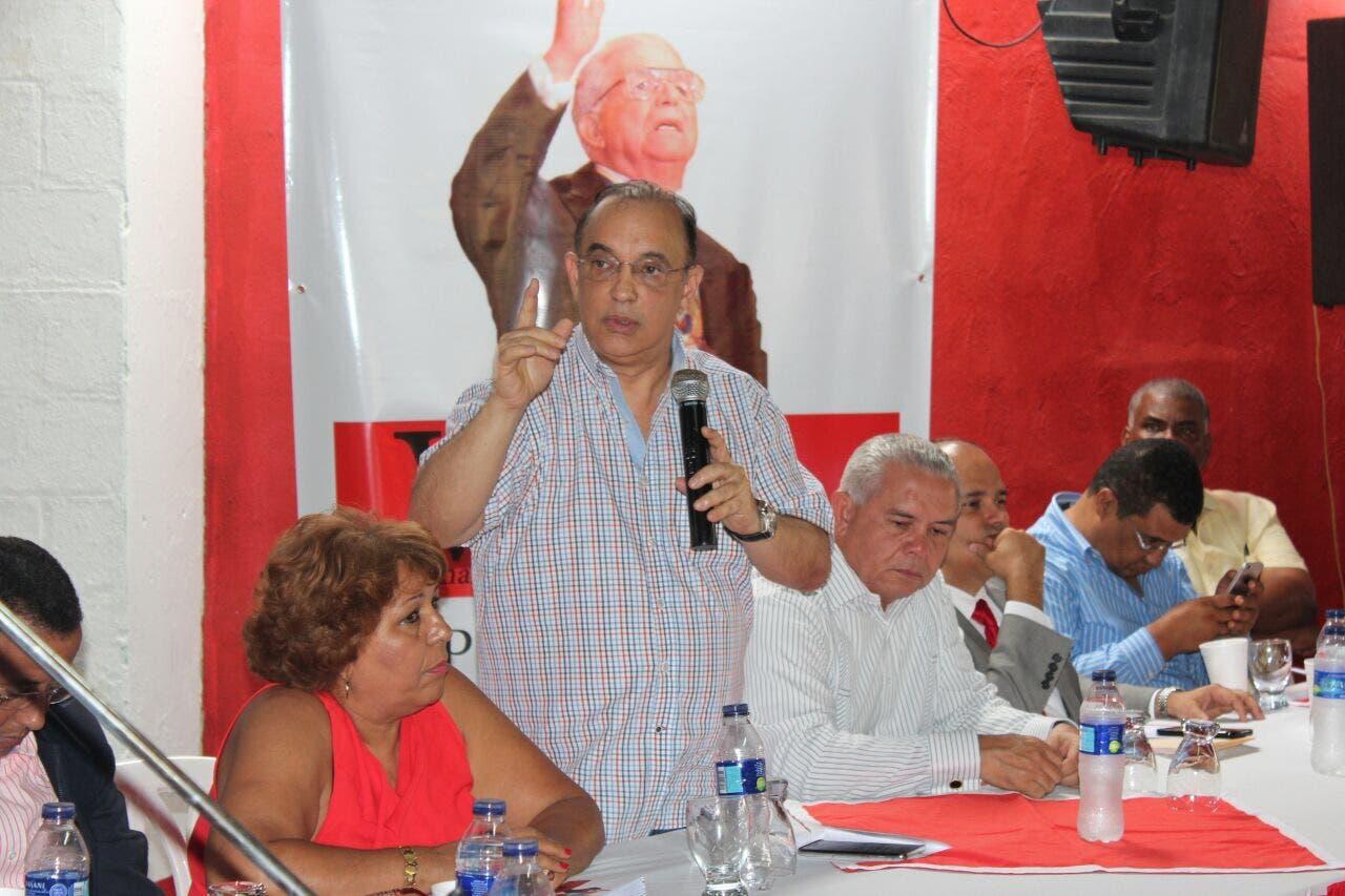 PRSC inicia celebración de pre-congresos; Quique dice ayudarán a fortalecer el partido