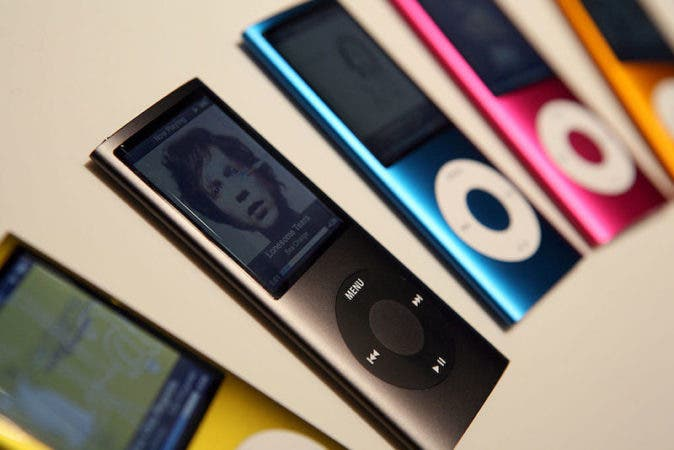 Apple Introduces Udated iPods