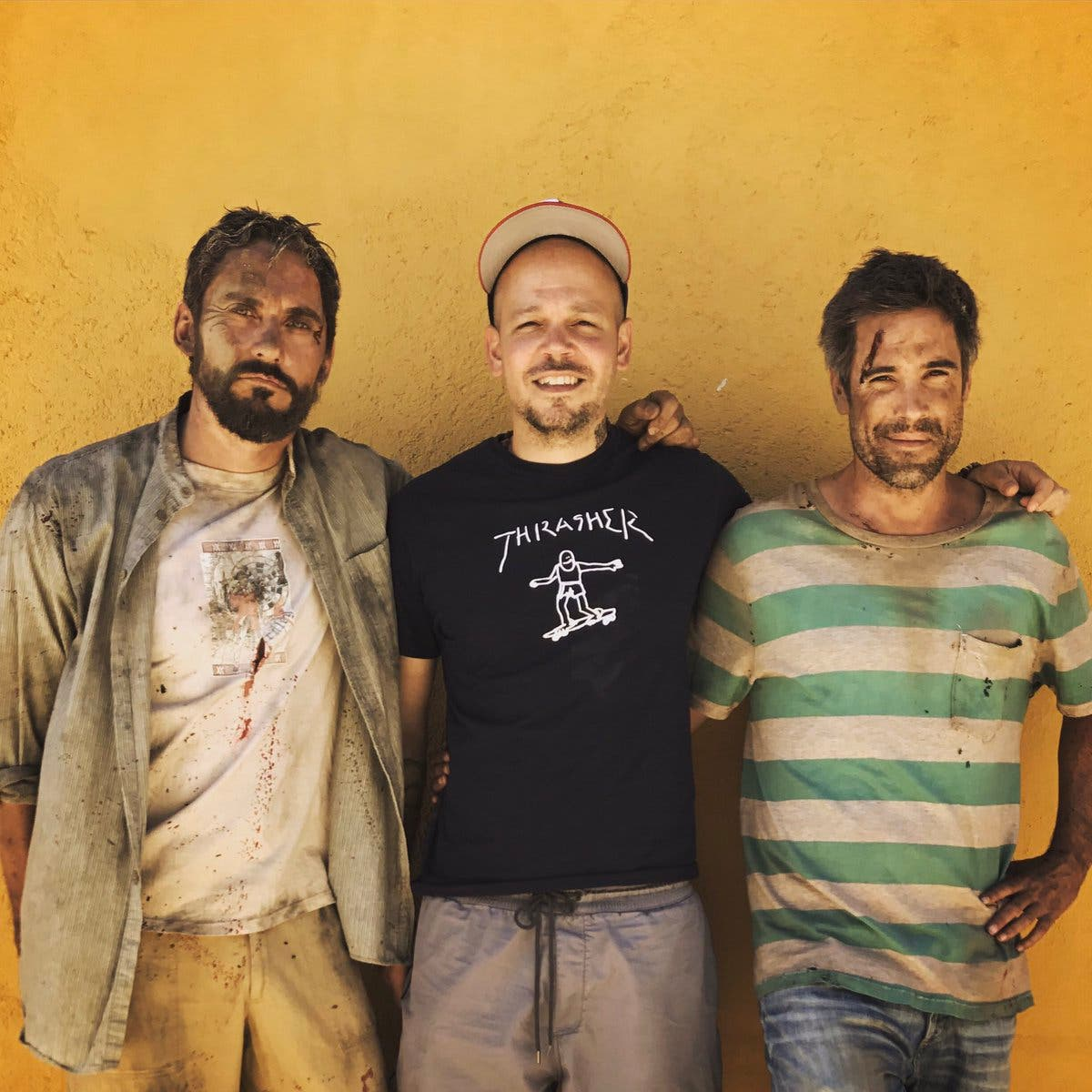 """Residente, sobre su videoclip """"Guerra» : """"Será fuerte y real, no grotesco»"""