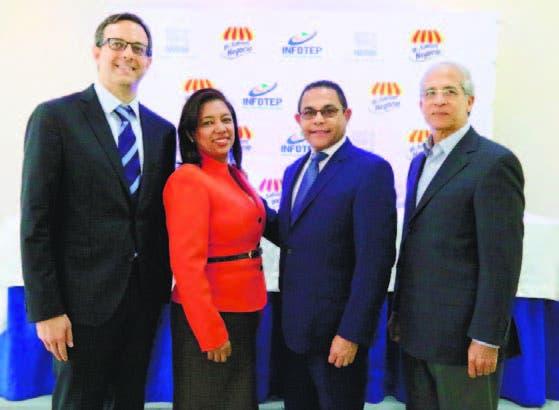 Nestlé Dominicana e Infotep gradúan jóvenes
