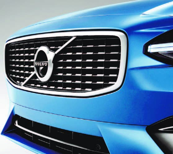 Todos los Volvo serán híbridos o eléctricos