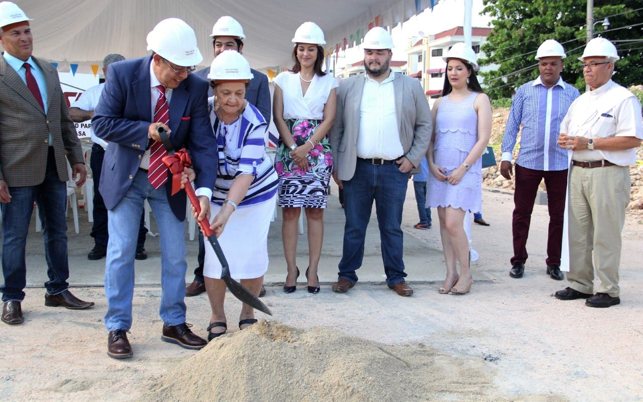 Inician proyecto de 100 viviendas cerca del  Mirador Sur