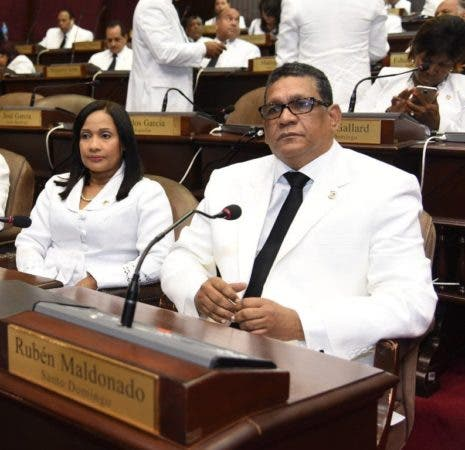 Lo primero que dijo Rubén Maldonado al convertirse en presidente de los Diputados