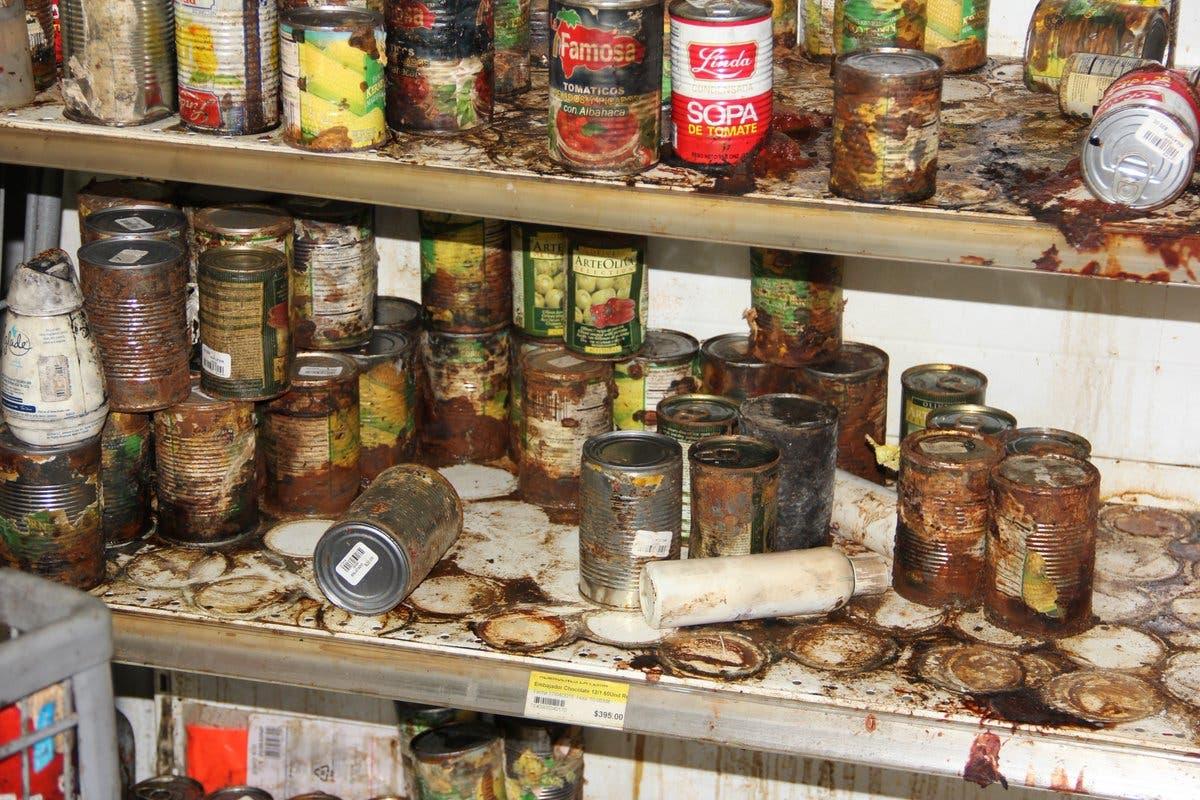 ProConsumidor decomisa más de 8 mil productos y clausura establecimiento comercial