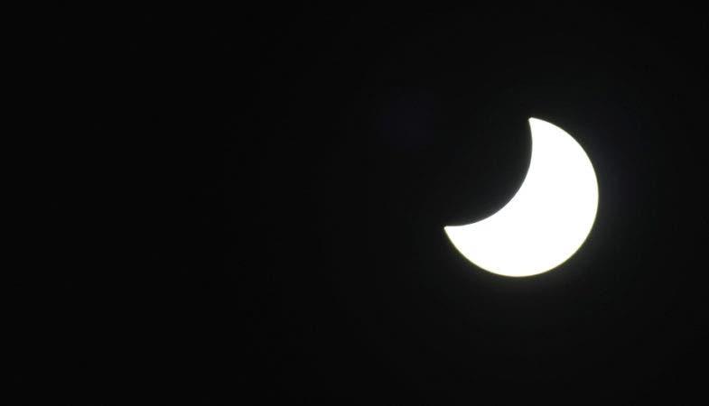 Video: eclipse de Sol del 21 de agosto podrá apreciarse en RD en un 74 por ciento