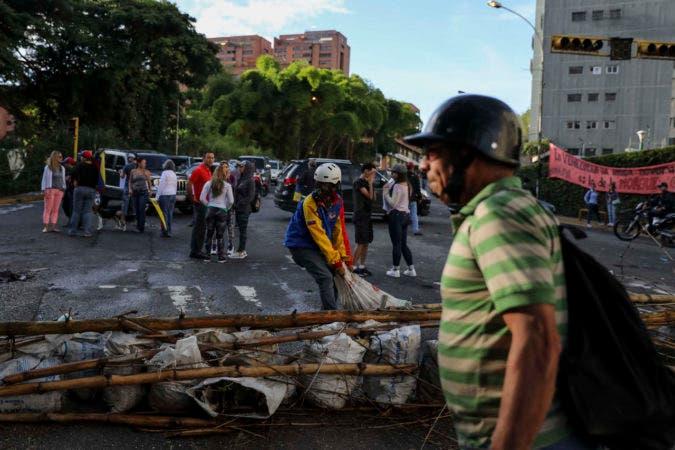 Se me condena por negarme a reprimir manifestaciones — Alcalde de Chacao