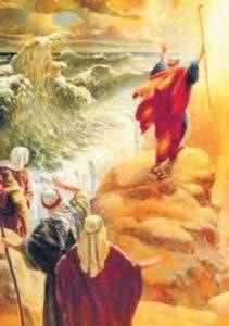 DESDE LOS TEJADOS. Moisés, Elías, la nube y la voz