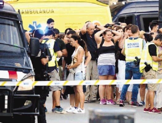 El yihadista Estado Islámico reivindica atentado en Barcelona