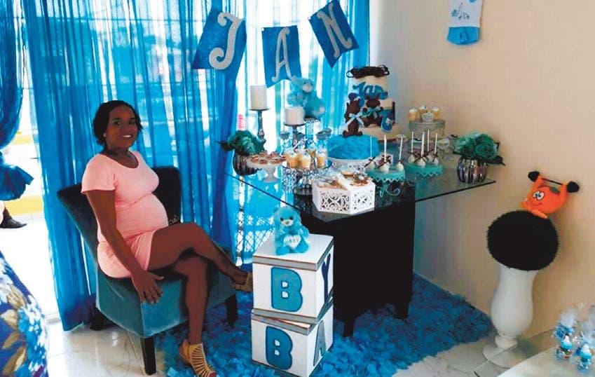Yudelquis dará a luz un varón; está muy feliz