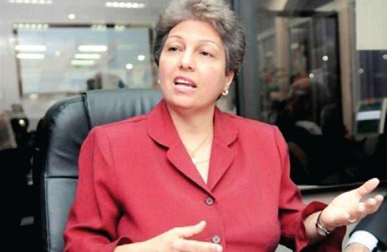 Rosario Espinal advierte será muy difícil que en el país se firme un pacto fiscal