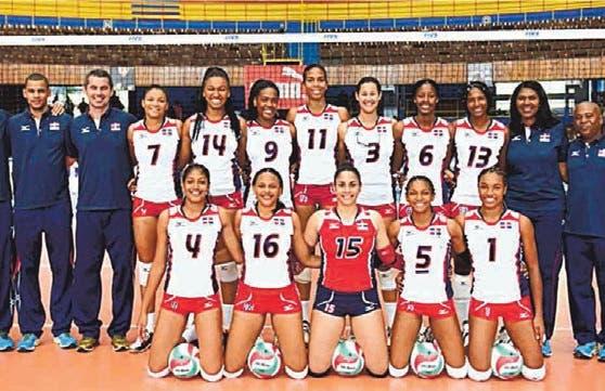 Comité Olímpico expresa regocijo por oro del voleibol Sub 18